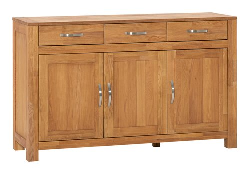 Sideboard HAGE 3 door 3 drw royal oak