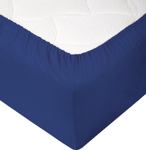Sábana 160x265cm azul