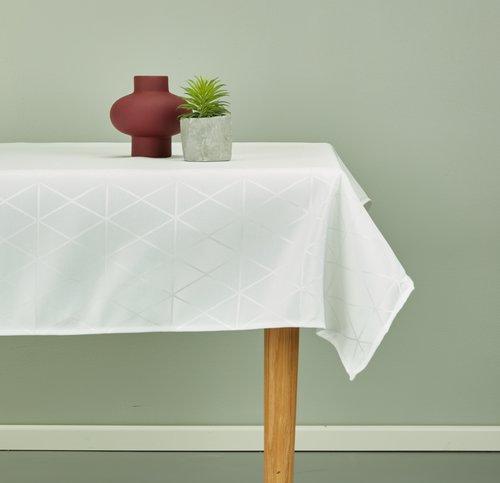Toalha de mesa REINFANN 140x300 branco