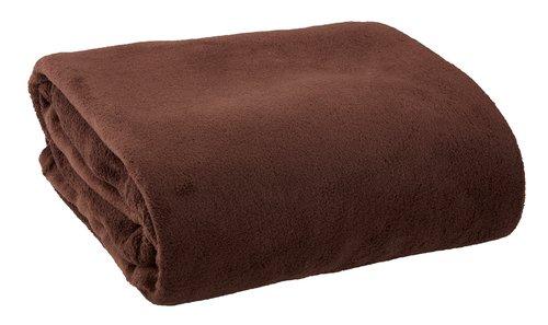 Manta DRAGEHODE forro 140x200 marrón