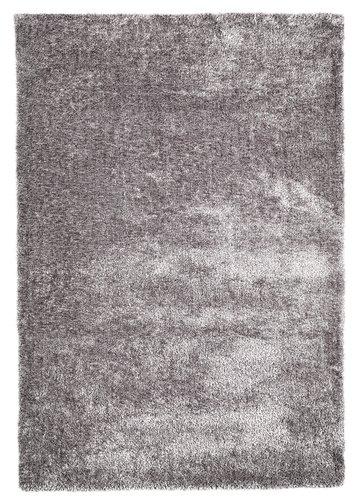 Matto BIRK 160x230 pörröinen harmaa
