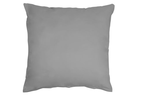 Funda almohada 2x45x75 gris