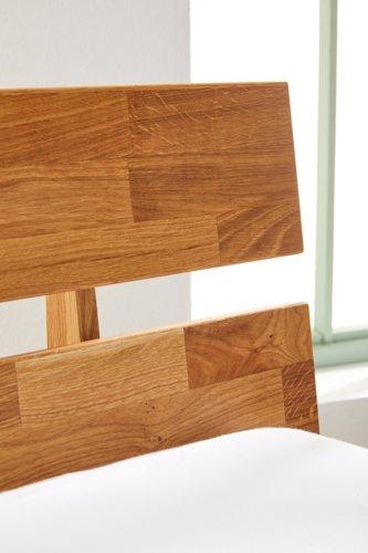 Bettgestell SAGEBY 140x200 Royal Oak