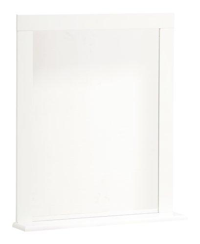 Miroir salle de bain SKALS 67×78 blanc