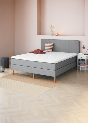 Kontinental 180x200 VIKING BEDS C200