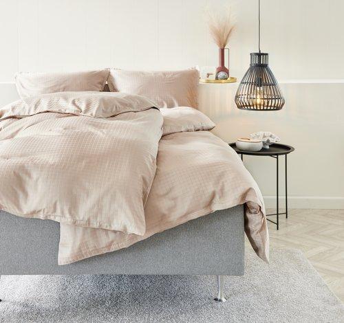 Set posteljine INGEBORG saten 200x220