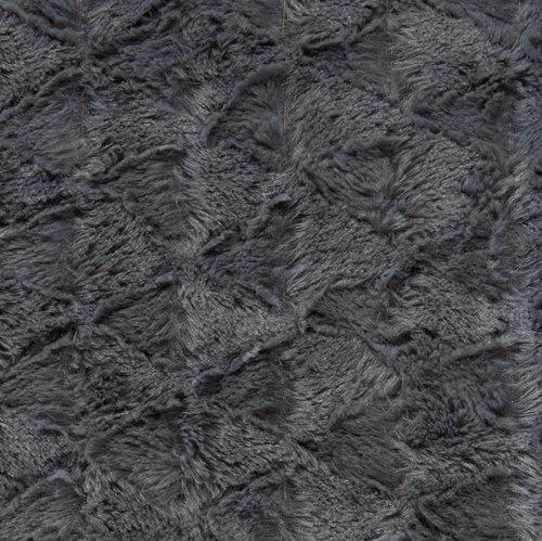 Plaid STENROS 130x170 gris