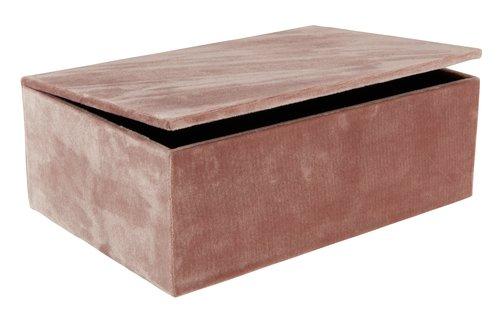 Caixa arrumação GREGERS L25xC17xA9cm