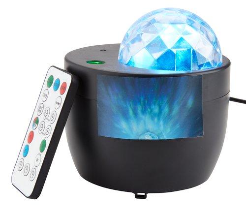 Proiettore stelle KARLO LED multicolor