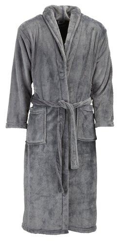 Peignoir LERUM L/XL gris foncé