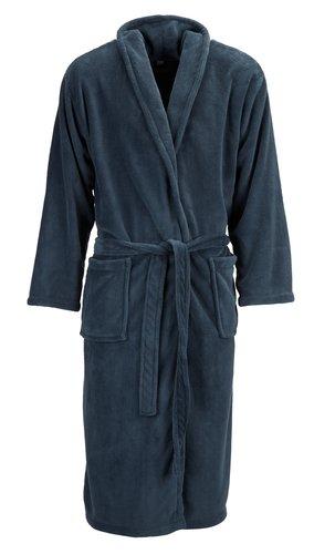 Badekåpe VALBO L/XL mørk blå