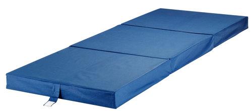 Vouwmatras 70x190 PLUS F10 blauw