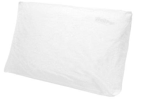 Povlak na polštář 40×60×11 bílá