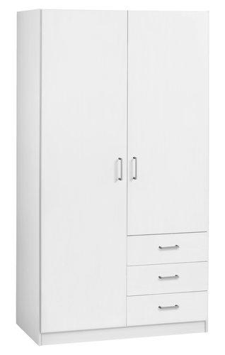 Kleiderschrank HAGENDRUP 96x176 cm