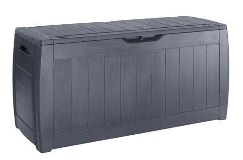 Pehmustelaatikko BISNAP 117x58x45 musta
