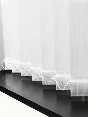 Vertical Blind ANDAMMEN 250x250cm white