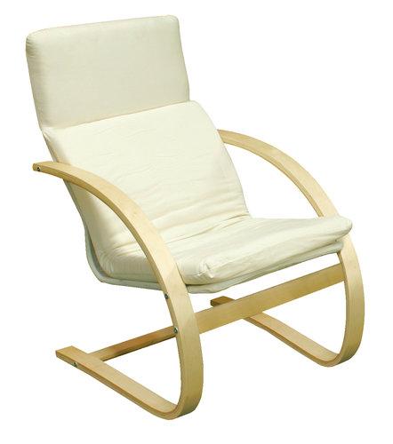 Кресло TILST натурал/бреза