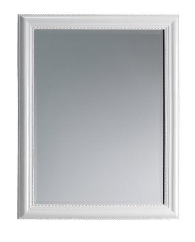 Ogledalo MARIBO 70x90cm bela vis. sjaj