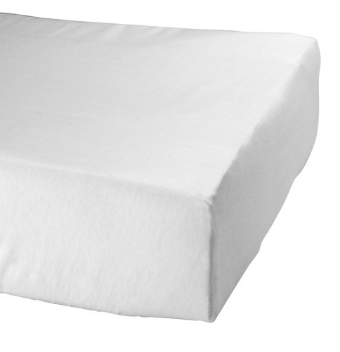 Jerseylagen 40x95x10cm hvid KRONBORG
