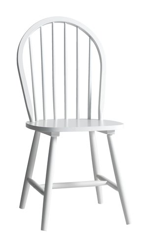 Stol ASKEBY hvit