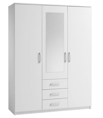 Szafa VINDERUP 150x200 biały