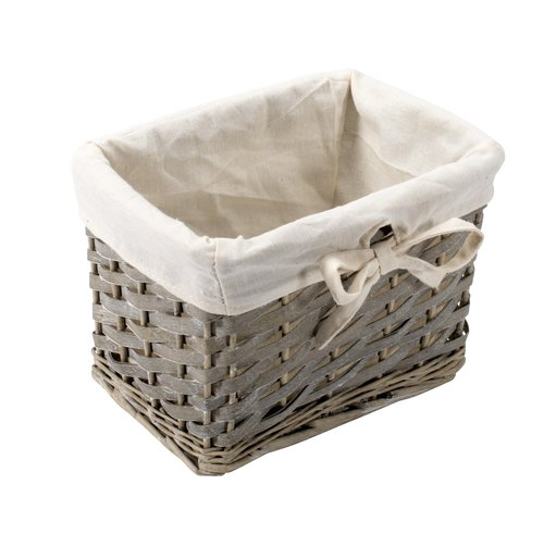 Basket SEVERIN W22xL16xH15cm grey