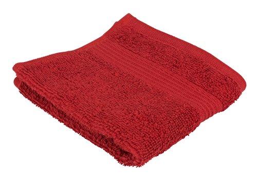 Vaskeklud KARLSTAD rød KRONBORG