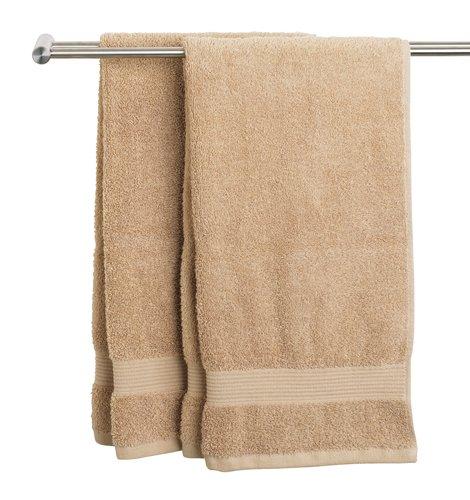 Badehåndklæde KARLSTAD beige KRONBORG