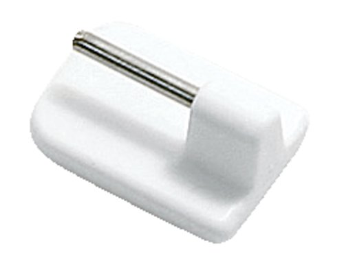 Samoljepljiva kukica bijela