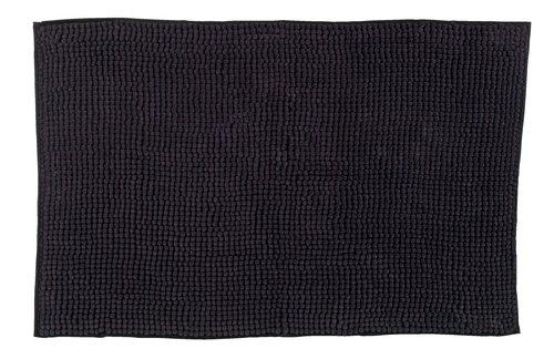 Alfombrilla baño FAGERSTA 50x80 negro