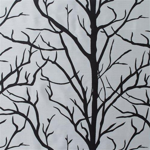 Rolgordijn BARKEN 90x210cm grijs/zwart