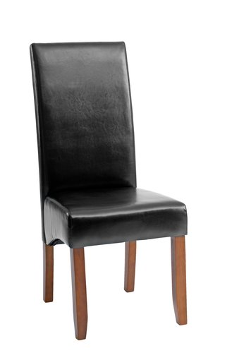 Dining chair BAKKELY brown