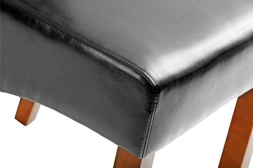 Stol BAKKELY brun