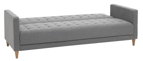 Софа-ліжко FALSLEV сірий