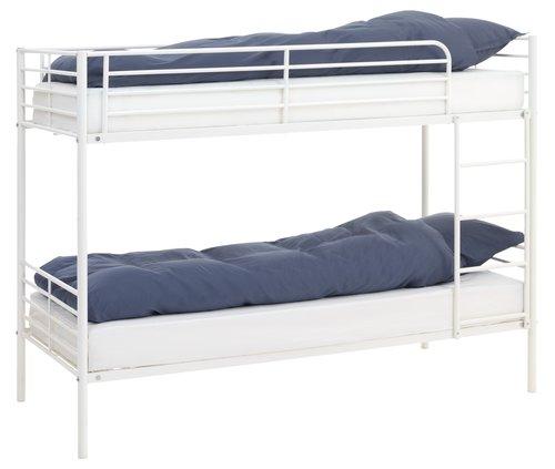 Poschodová posteľ PLOVSTRUP 90x200