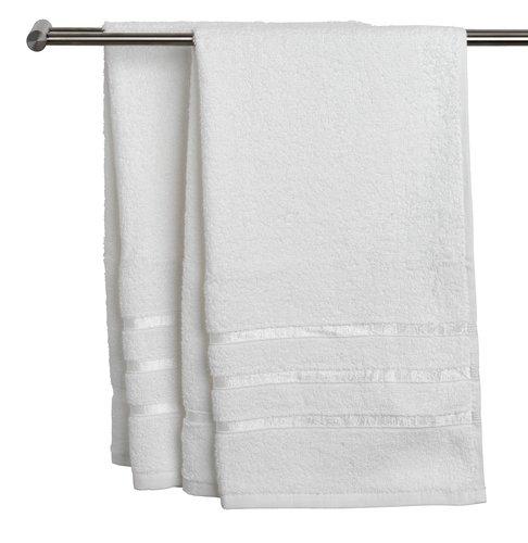 Πετσέτα μπάνιου YSBY 65x130 λευκό