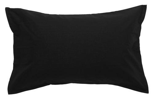 Tyynyliina 50x90cm musta KRONBORG