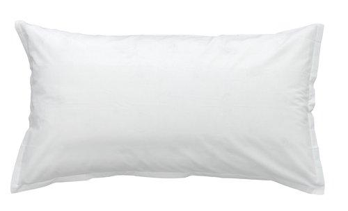 Funda almohada 45x135 blanco
