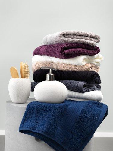 Håndklæde KARLSTAD grå