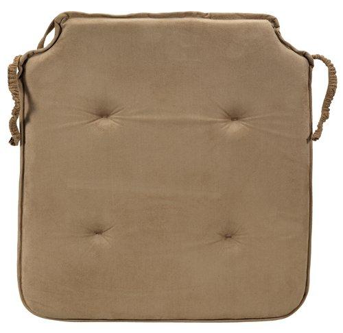 Poduszka-siedz. ANTEN 41x43x3 brązowy