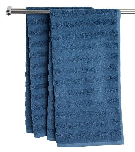 Πετσέτα χεριών TORSBY 50x90 μπλε