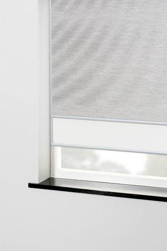 Rullegardin TESSE 90x210 hvid