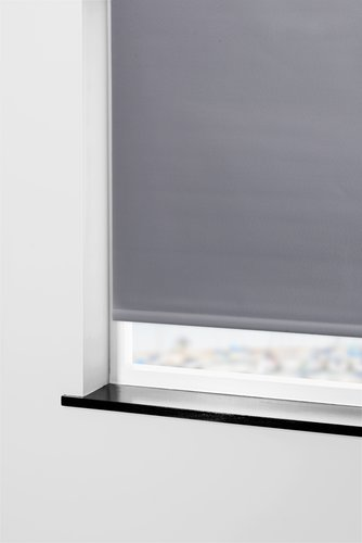 Blackout blind BOLGA 140x170cm l. grey
