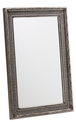 Zrkadlo DIANALUND 70x90 strieborná
