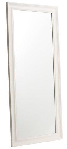 Miroir SKOTTERUP 78x180 blanc