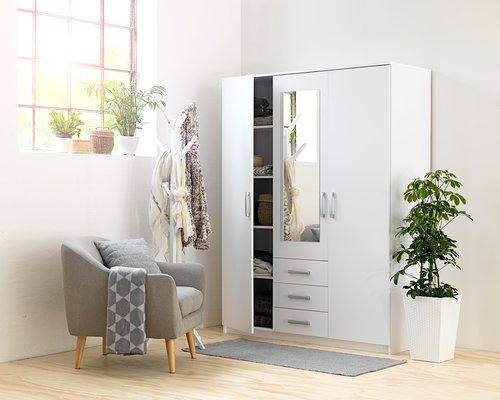 Ormar VINDERUP 150x200 bijela
