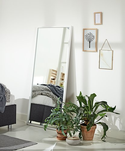 Spejl OBSTRUP 68x152 hvid