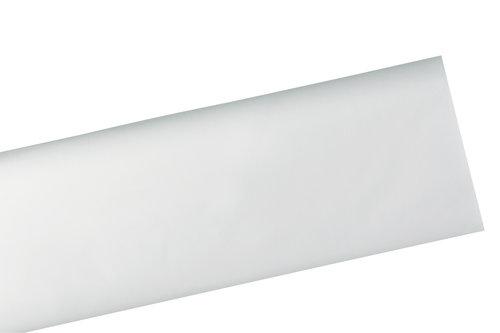 Metervare LANGHOLMEN 5 m/pk hvit