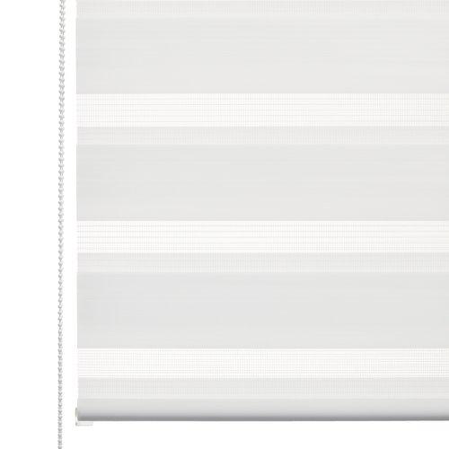 Tenda a rullo Duo IDSE 90x180cm bianca