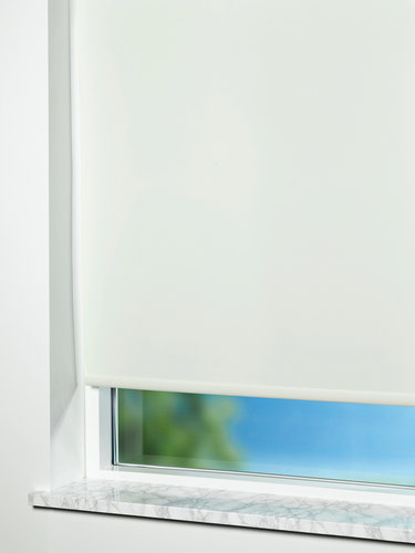 Blackout blind BOLGA 80x170cm cream